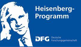 Heisenberg-Programm, DFG Deutsche Forschungsgemeinschaft.