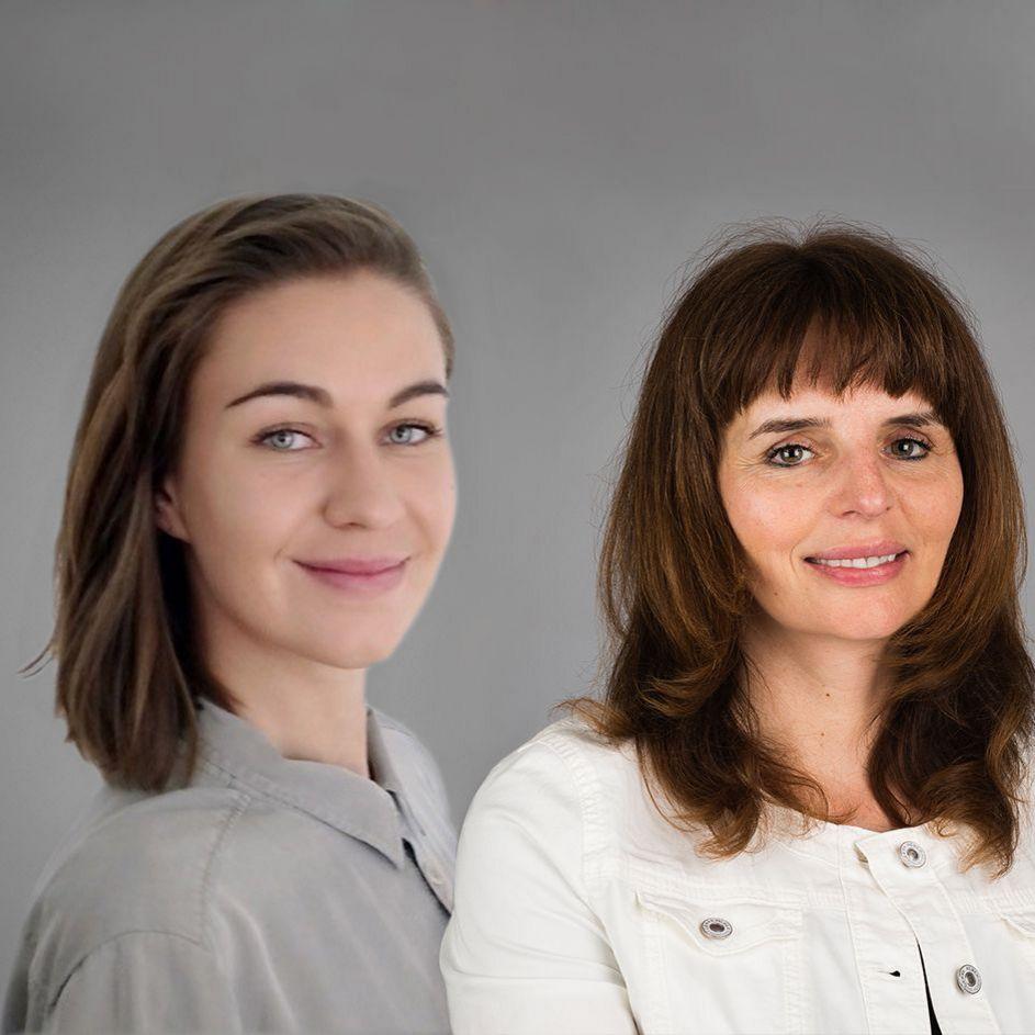 Foto der Referentinnen
