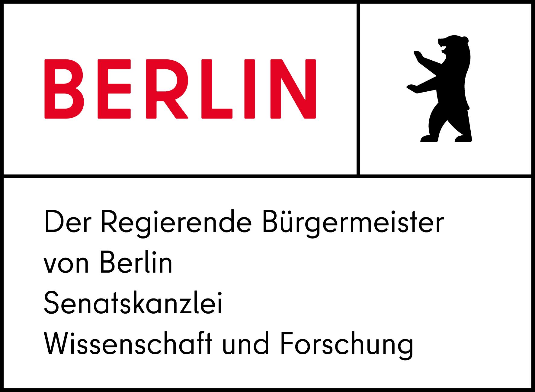 Berliner Senatsverwaltung für Wissenschaft und Forschung.